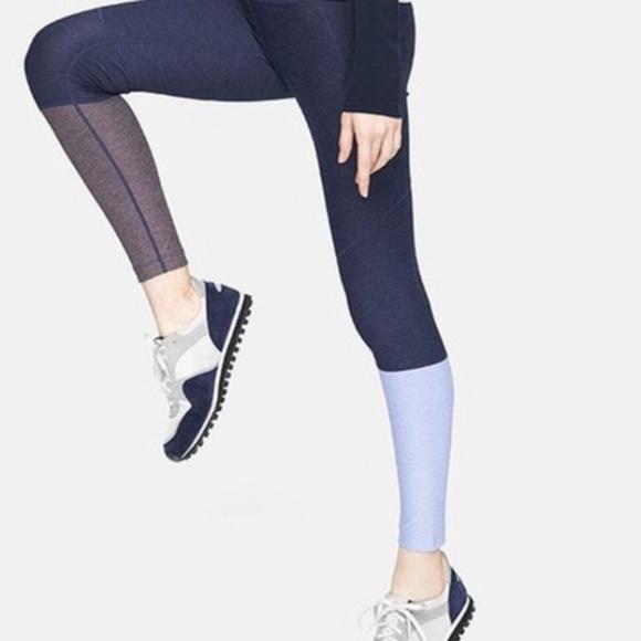 291276bf8616e Outdoor Voices Pants | Rare 78 Dipped Warmup Legging | Poshmark